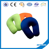 China Wholesale Custom micro beads neck roll pillow