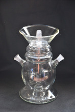 All Glass Hookah Shisha Factory Price Clear Glass Hookah In Hookahs