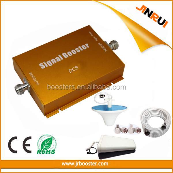signal booster remote control 2g 1800 dcs repeater, your poor internet signal solution,good for home