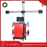 high repeatability 4 Wheel alignment machine