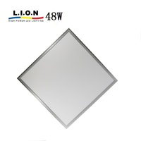 China factory high bright decoration 600x600 led square panel for ceiling