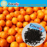 cocoly bentonite sulphur fertilizer bulk fertilizer for tangerine