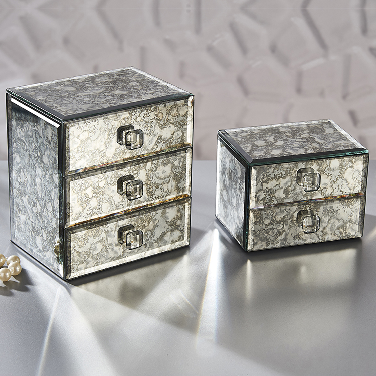 brand name crystal jewelry box for jewelry wholesale