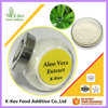 Factory Price Natural Aloe Vera Herbal Extract Powder 20% Aloin