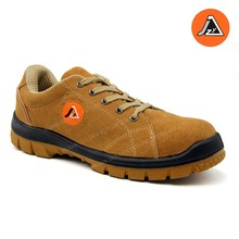 suede leather safety footwear for Engineering accept OEM ITEM#JZY0701SB