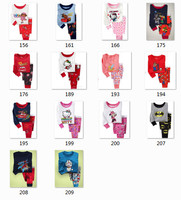 wholesale kids cartoon pajamas sets children pyjamas boy sleepwear