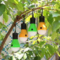 Portable Waterproof Outdoor Camping Decorative Lights Hanging Bulb Light