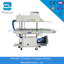 Top Level Most Popular Hot Cutting And Sealing Bag Making Machine