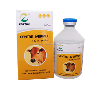 ivermectin injection 1% (veterinary medicine)