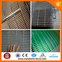 Security 358 mesh / cheap fence material / welded 358 wire mesh fence