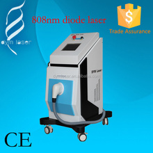 15'' TFT Touch Screen Factory Diode Laser Hair Removal Machine With CE / hair laser portable