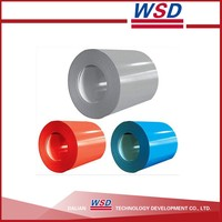 Hot Sale Raw Material Prepainted Steel Coil PPGI Prepainted Galvanized Steel Coil