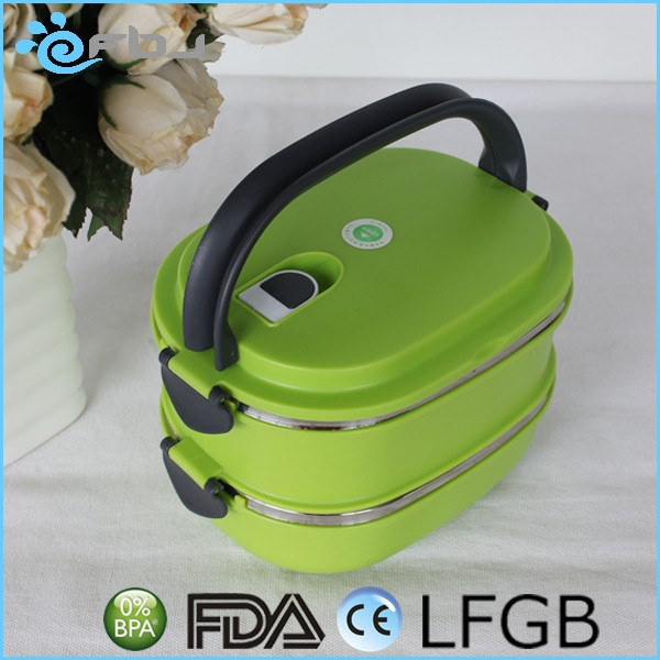 ~ BPA Free insulation materials for lunch box