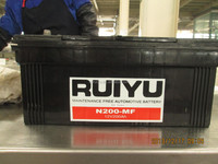 for starting on automobiles/car/truck/boat battery manufacturers in china