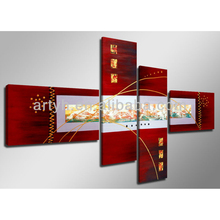 Newest Digital Cheap Stretched Canvas Prints For Decor In Discount Price
