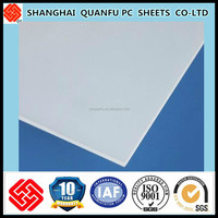 high quality solid polycarbonate sheet price