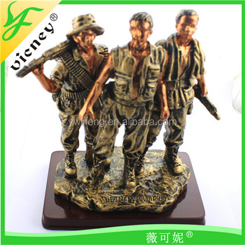 2016 New Design for America Resin Decoration for Tourist