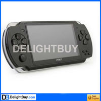 PMP 2GB TFT Portable Games Console with 2500 Games & TV Output