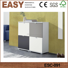 New fashionable wood side cabinet design dressing cabinets design wood lcd cabinet design