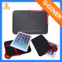 Promotional customized neoprene tablet pc sleeve