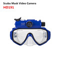 5.0MP 720P Scuba Diving Mask Digital Camcorder Sport Camera Underwater 30Meter 32G TF with LCD Screen-Camera & Mask Detached