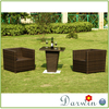 High Quality Rattan Cebu Used Home Goods Patio Furniture Hotel Dining set Modern Dining Table