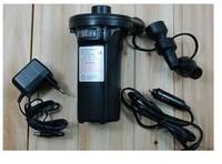 Battery powered air pump for inflate/deflate air beds/mattress/tents