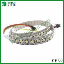 144 leds 144 pixels ws2812b led strip individually control RGB 5050 light