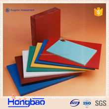 what is the density of hdpe/red plastic sheet/polyethylene rolls