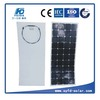 1445*540*3mm Semi-flexible solar panel 130W for Boat and moving kits