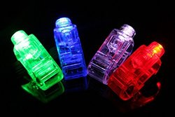hot cheap gift colorful finger ring flashing led light