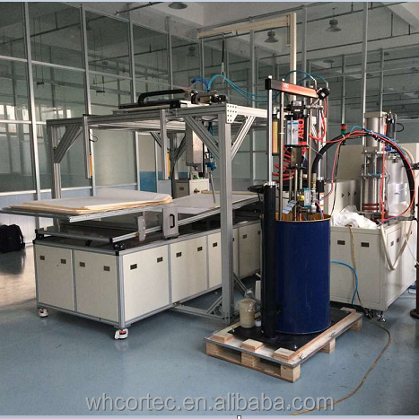 high production RO membrane making machine for industrial