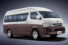 New china mini bus/ foton /Jinbei VIEW VAN with 6--15 seats for sale