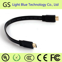 Short Flat HDMI Cable Less Than 1 Meter