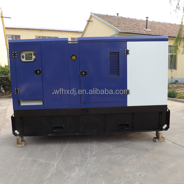 8-2000kw silent diesel generator set with CE