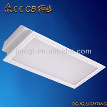 fluorescent office ceiling light fixture,louver light fitting,diffused type t8 fluorescent light fixtures