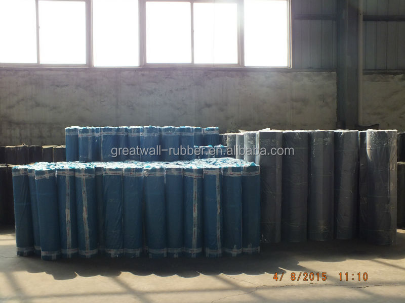 Viton FKM FPM rubber sheet hardness 70+/-5 shore A 5mpa 6mpa tensile strength