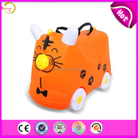 sincere sell colorful luggage bag suitcase trolley bag Children Trolley Luggage and School Kid's Suitcase