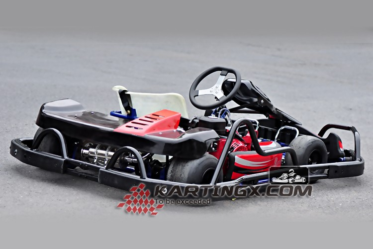 125CC cheap racing go kart for sale honda engine 4 wheel racing gokart