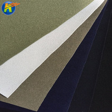 factory directly sell pu fabric microfiber suede leather