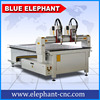 1325 double-head cnc wood router machine , multi-heads cnc woodworking machine