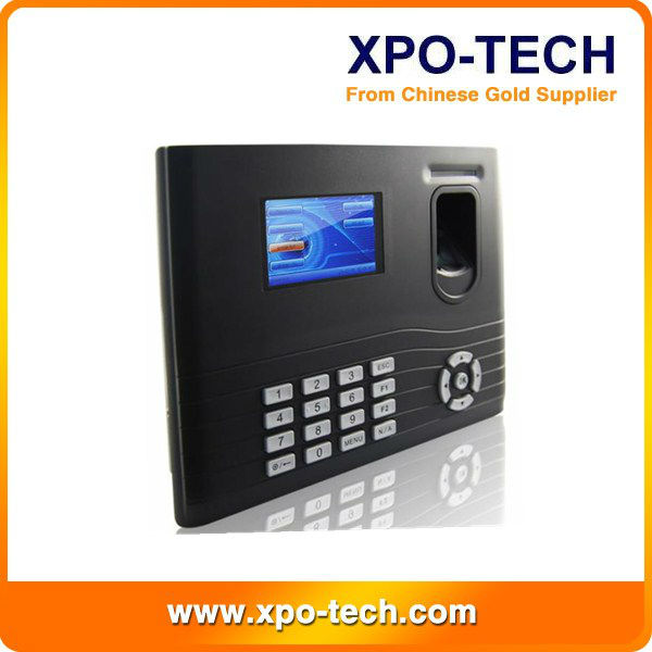 ZK Biometrics Attendance Management System IN01