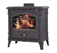 Multi Fuel Energy saving heating Stoves Cubic Mini Wood Stove
