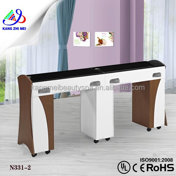 Used Manicure Table/nail Salon Equipment For Sale/double Nail ...