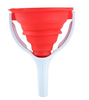 Silicone Funnle Collapsible Funnel