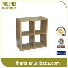 Reasonable Price Classic White Bookcase