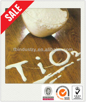 Low Heavy Metal TiO2 Food Grade Titanium Dioxide