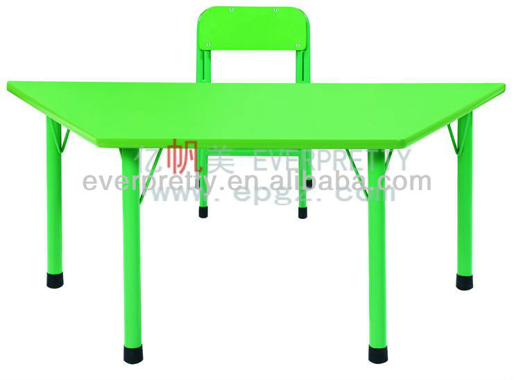 kids party tables and chairs,kids table and chair set, pre-school furniture