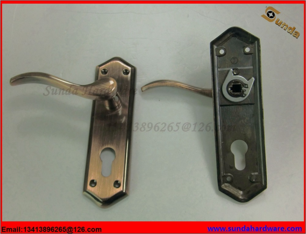 Sliding Door Pull Handle Lock Hardware With High Quality