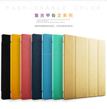Fashionable pouch case for ipad air 2